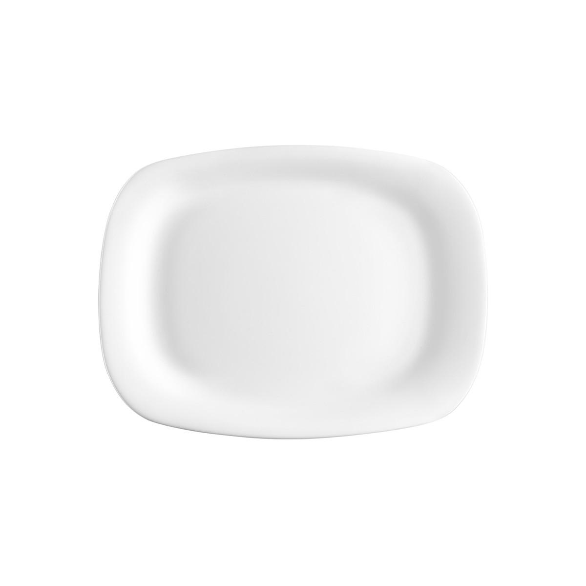 Тарелка прямоугольная